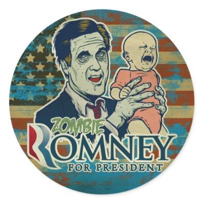 romney baby zombie 2012