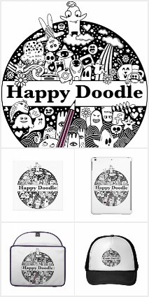 Happy Doodles
