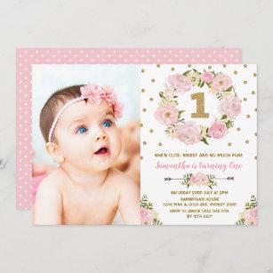 cartes premier anniversaire