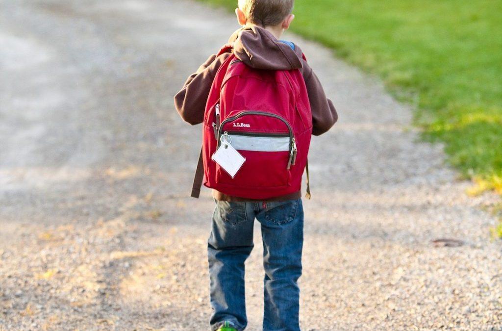 ¿Puede un progenitor cambiar de colegio a un menor?