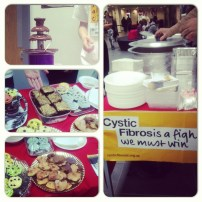 Cystic Fibrosis Charity Event