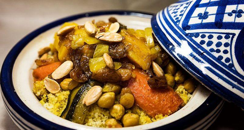 Cuscus de verduras