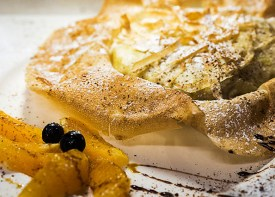 pastela árabe