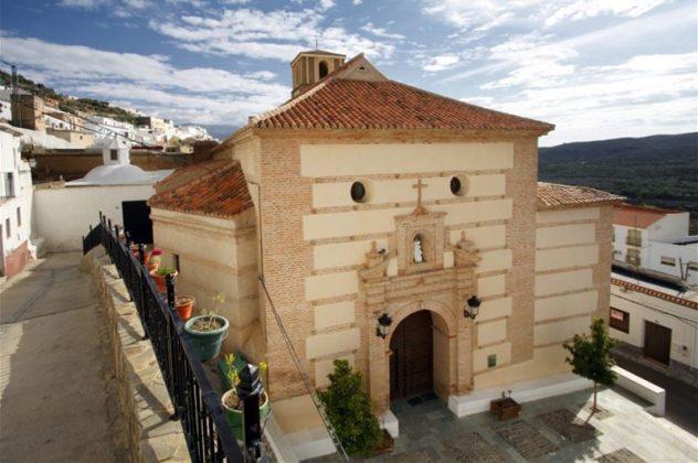 iglesia de abla almeria