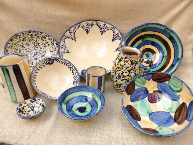 cerámica nijar