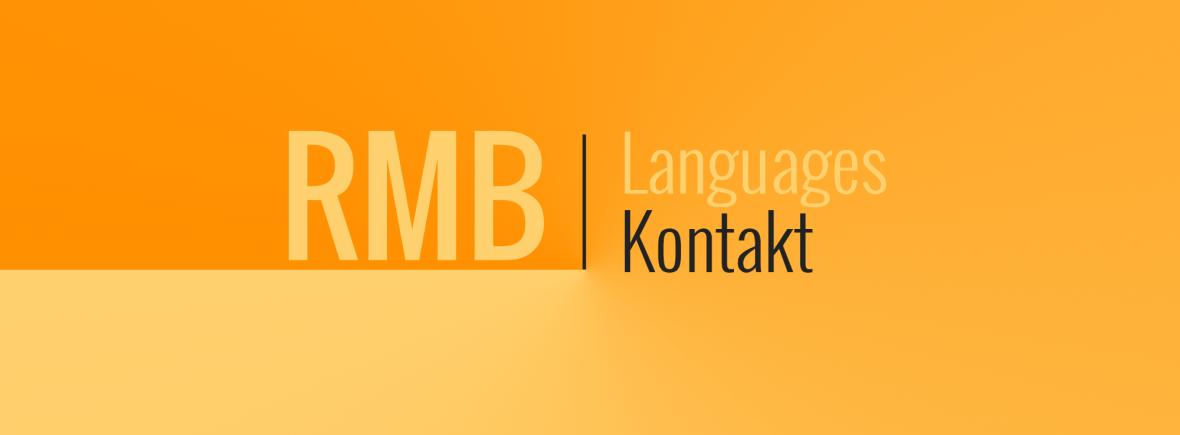 RMB Languages Kontakt