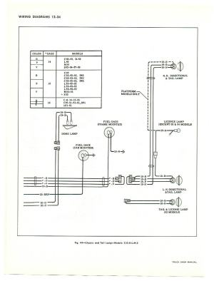 1966 Chevy C20 Wiring Diagram | Wiring Library