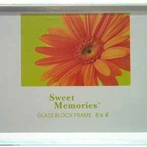 "P3-204 - 6""x 4"" Glass Block Frame-0"
