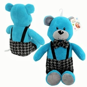T3-4 - 'Tender Kisses' Plush Bear-0