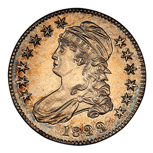 Capped Bust Half Dollar (1807 - 1839)