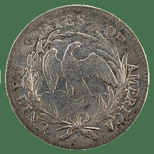 Draped Bust Dime (1796 - 1807)