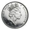 Isle of Man Platinum Noble Obverse