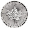 Canadian Maple Leaf Reverse