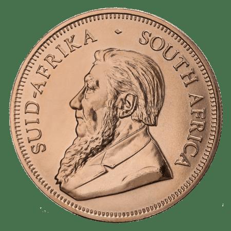 South African Krugerrand Obverse