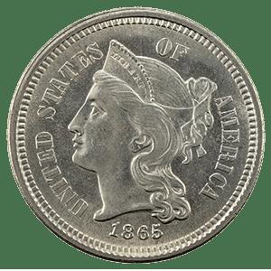 Three Cent Nickel