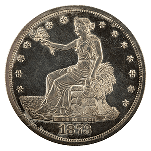 Trade Dollar (1873 - 1885)