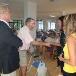Patricia Cava, Alcaldesa de San Fernando, nos visita