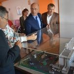 Visita Institucional del Presidente de Cruz Roja Española