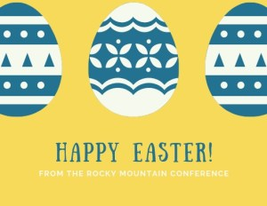 Hapy Easter!