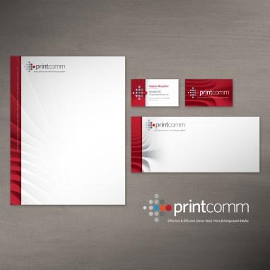 PrintComm Brand