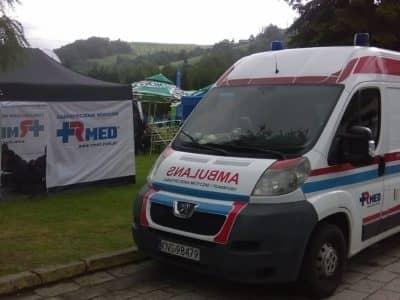 AED w miejscach publicznych
