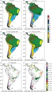 Changes In Koppen Trewartha Climate Classification Over South America From Regcm4 Projections Fernandez 2017 Atmospheric Science Letters Wiley Online Library