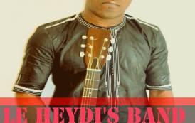Heydi en concert à Viry-Châtillon