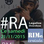 RIMe Croisée reçoit le rappeur Adams (As2As)