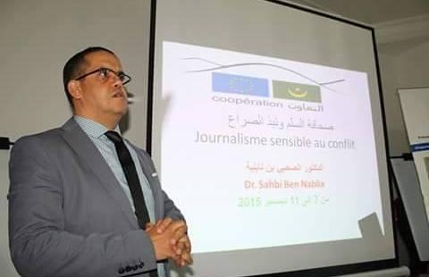 Des journalistes mauritaniens initiés à la prévention des conflits
