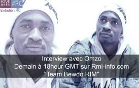 Interview RC avec Omzo  Minen Teye