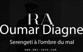 RA  reçoit l'écrivain Oumar Diagne