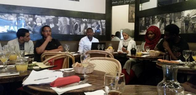 Meetup AJMF: La Conscience citoyenne & l'Entrepreneuriat social...