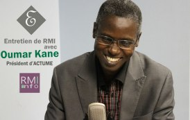 Entretien de RMI avec Oumar Kane, Président d'ACTUME