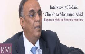 Interview avec Sidine Cheikhna Mohamed Ahid, Expert en pêche et économie maritime