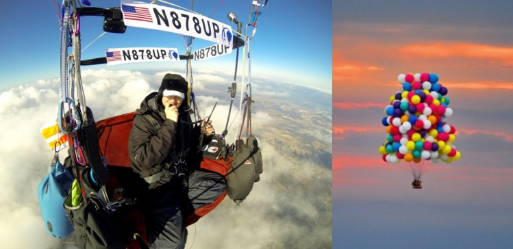 Jonathan Trappe Cluster Balloon Brand Storytelling. R. Michael Brown, Freelance Writer