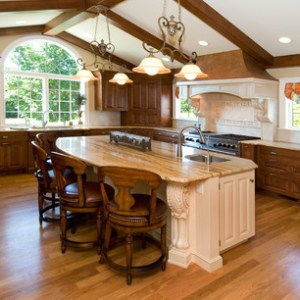 traditional-kitchen-island-mechanicsburg