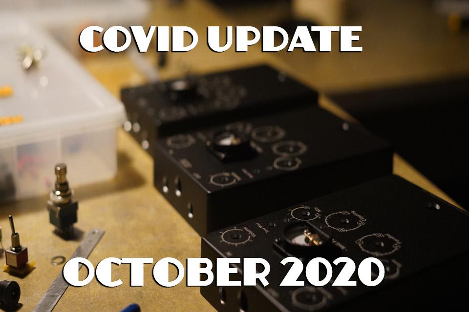 Covid Update October 2020