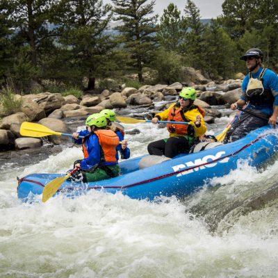 white water rafting arkansas 2