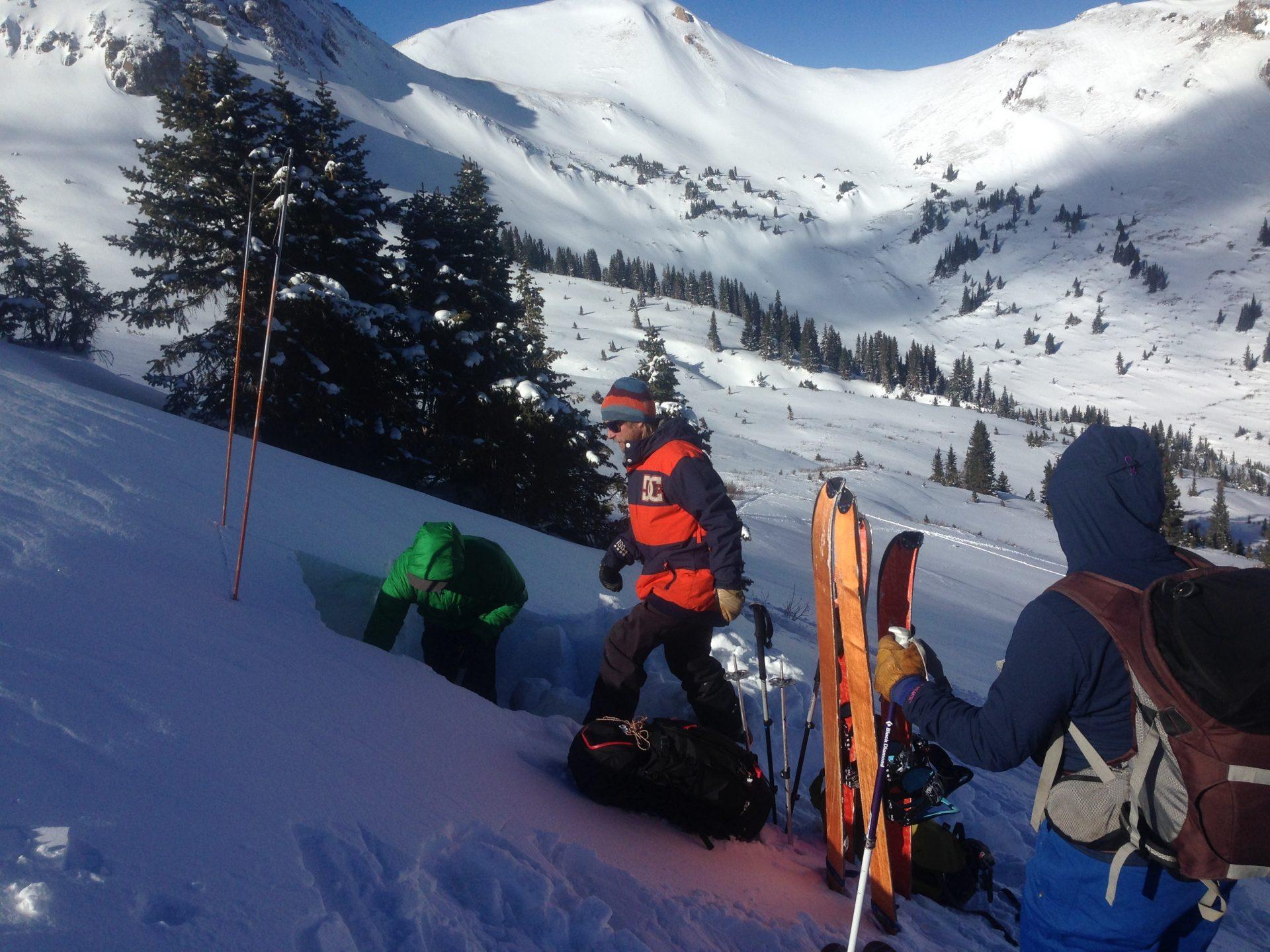 Backcountry Ski/Snowboard