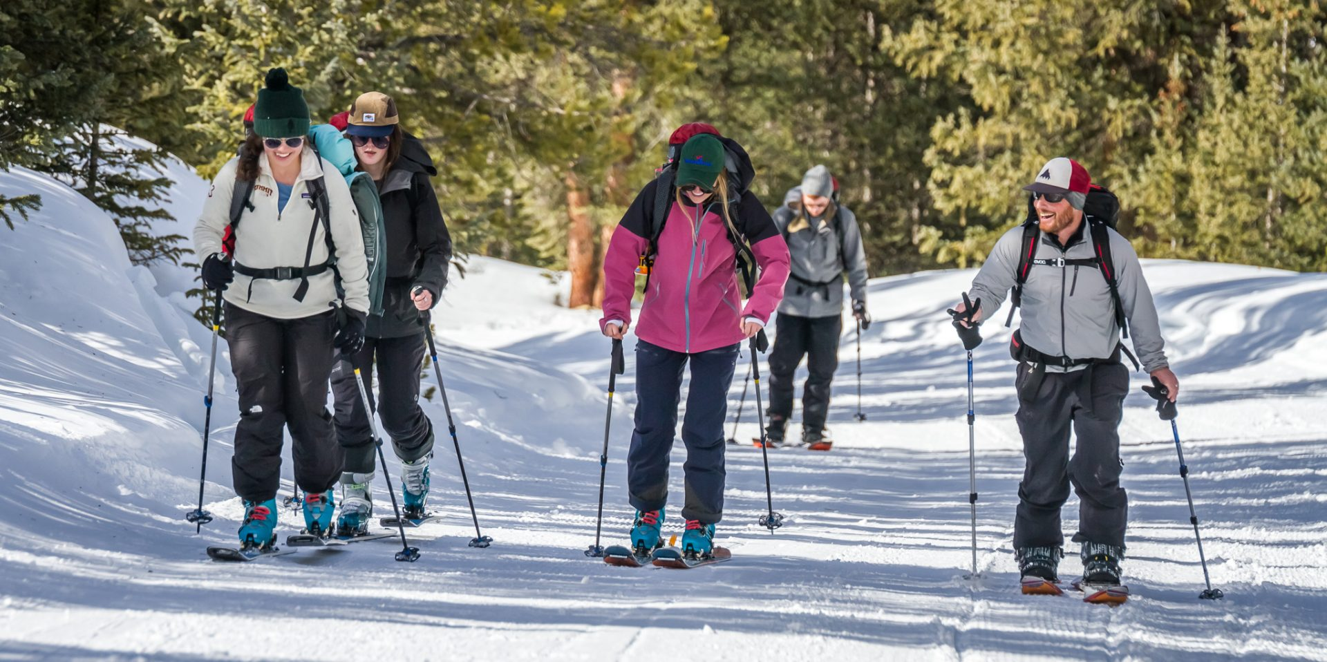 backcountry skiing 2