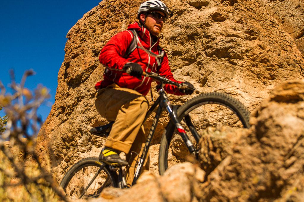 Mountain Bike School