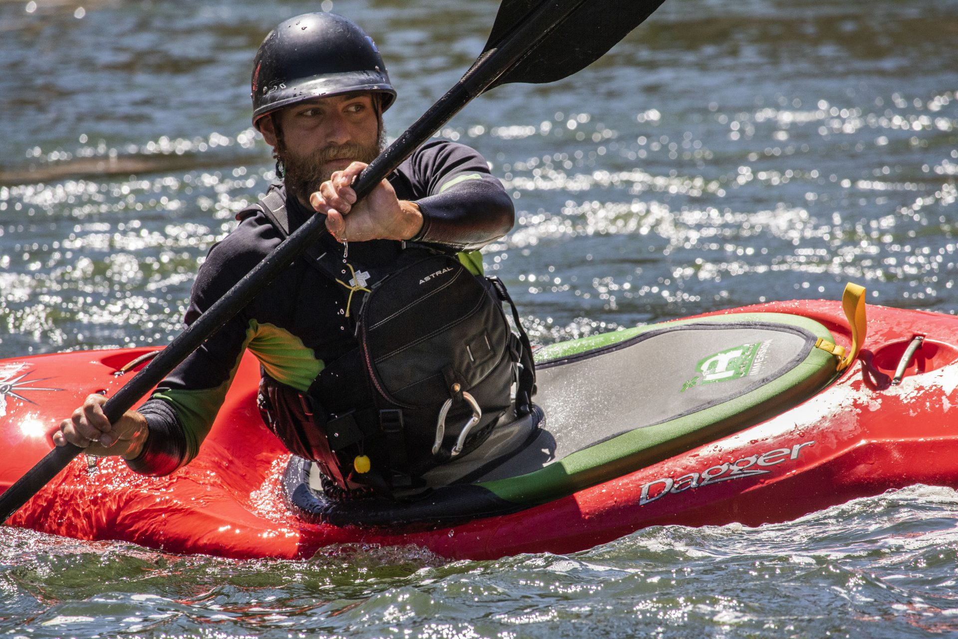 Kayak Progression- From Beginner to Brown's Canyon