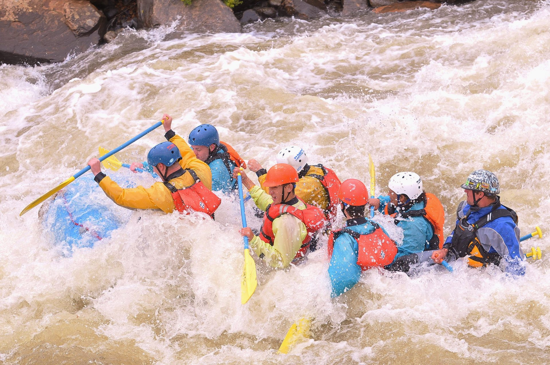 Royal Gorge Raft n Rock