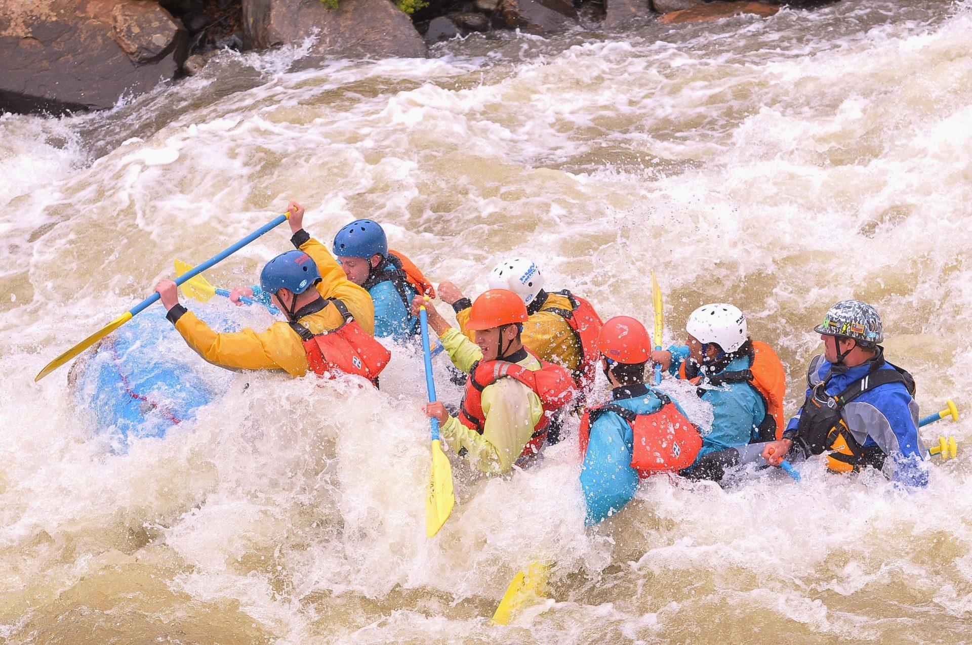 Royal Gorge Raft n Rock