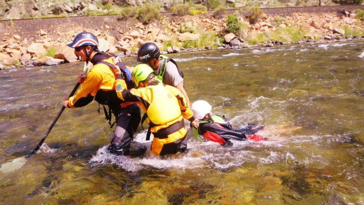 whitewater kayak 2