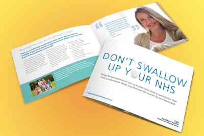 Don't swallow up your NHS paracetamol campaign East Riding of Yorkshire CCG