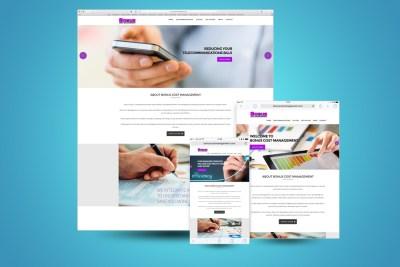 website design bonus cost management