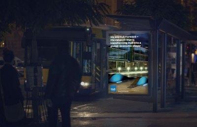 hull forward advertisement