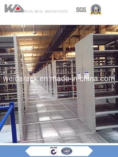 multi floor pallet rack mezzanine floor