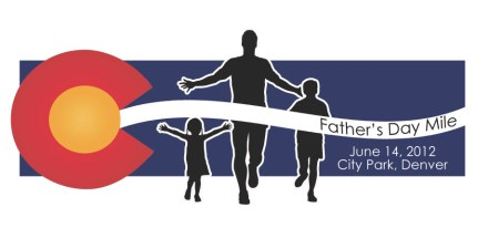 RMRR's Fathers Day Mile logo